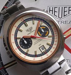 Bring a Loupe: A James Bond Watch, A Mythical Rolex Chronograph, A Rare Eberhard, And Many Other Picks — HODINKEE