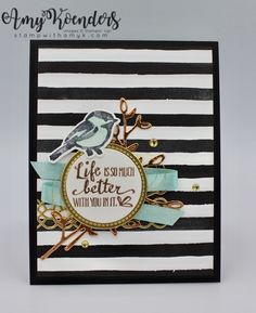 We are back with another Stamp to Share International Design Team Blog Hop with Stampin' Up! Demonstrators from all over the world! This month we're all making projects with the Petal Palette stam…