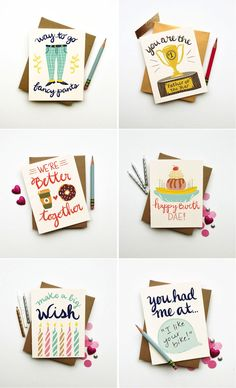adorable cards by Little Low