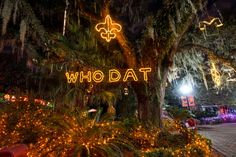 We've mapped out an alphabet of 26 festive ways to enjoy a New Orleans Christmas.