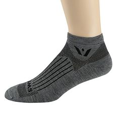 Adrenaline Promotions NCAA Nebraska Cornhuskers Cycling//Running Socks