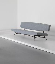 Ico Parisi; #865 Sofa, c1955.