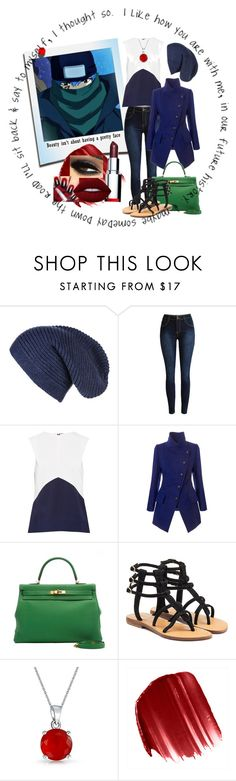 """""""Fairy Tail Mystogan / casual outfit"""" by stormtrooper117 ❤ liked on Polyvore featuring Polaroid, Ted Baker, Vivienne Westwood Anglomania, Mystique, Bling Jewelry, Urban Decay and Lime Crime"""