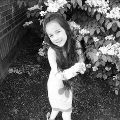 Bella black and white