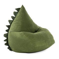 Evolve Kids Dinosaur Bean Bag Cover 150L #dinosaurnursery Bean Bags | Home | BIG W