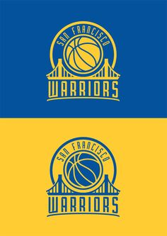 Golden State Warriors redesign. #warriors #sanfrancisco #goldensstatewarriors #nba #basketball #design