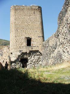 A tower at Khertvisi Fortress