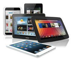 Este 2014 se venderán 315 millones de tablets y 130 millones de portátiles