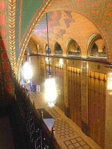 Pure Detroit tours: The Fisher Building