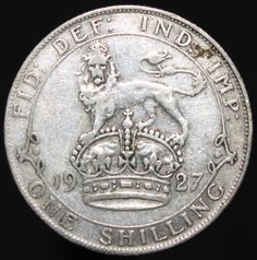 Old British Coins, Old Money, Family Album, Old Coins, Coin Collecting, Silver Coins, Prince William, Wealth, Cufflinks