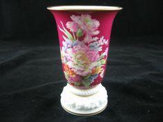Maria Vase with backstamps: Modell von Ph. Bavaria, Vases, Ph, Vintage, Scale Model, Vintage Comics, Vase