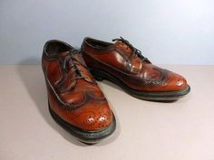 ef2c5a81ddb3 Best Vintage Wingtip Shoes Products on Wanelo