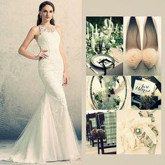 The color the style and the lace details make this wedding gown so perfect. Tap the link in bio to shop. (Dress ID 88477) . #weddingseason #weddingday #weddingvibes #realbride #weddinginspo #rustic #wedding #weddings #bride #bridal #bridalinspo #weddingplanning #weddingchicks #cute #love #flashesofdelight #pursuepretty #weddingdetails #insideweddings #darlingdaily #justengaged #bridalstyle #weddingplans #tyingtheknot #gettingmarried #mrandmrs  #bride2be #futuremrs #aisleperfect #wedding2016