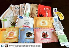 A lot of people have been picking of the Lovemore Fresh Direct Import Sampler. I hope you guys all like it! ❤️✨ #Repost @mylittlesubscriptionboxblog with @repostapp. ・・・ Lovemore Sheet Mask Haul!! Thanks @melodycosme for all the samples and extra! You're the best!