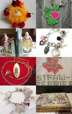 A Few of My Favorite Things From The Picking Paradise Team by Betsy on Etsy--Pinned with TreasuryPin.com