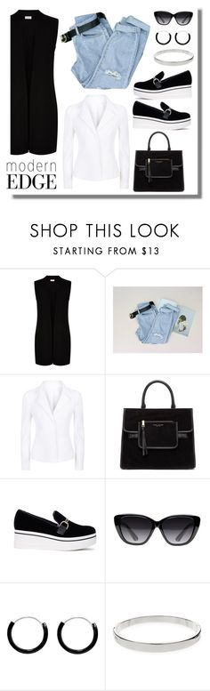 """Untitled #906"" by gallant81 ❤ liked on Polyvore featuring Hobbs, Escada Sport, Marc Jacobs, STELLA McCARTNEY and Elizabeth and James"