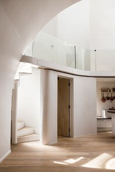 Beautiful archways - Archway Studios by Undercurrent Architects