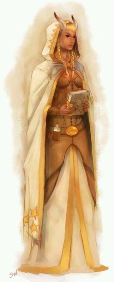 Character Art Season 3: Clerics