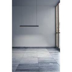 Fornell pendel ABF1 från &Tradition, formgiven av Andreas Bozarth Fornell. Taklampa i matt vitt stål...
