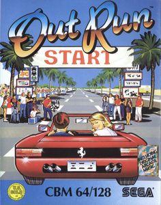 OutRun (Sega, 1988)