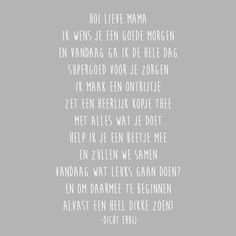 Gedicht moederdag Dutch Quotes, Videos Funny, Poems, School, Afrikaans, Father, Bullet Journal, Calligraphy, Icons