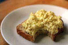 Low Sugar Low Carb Egg Salad