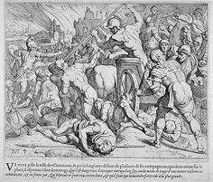 The Ciconians  17th century etching  Theodor van Thulden (1606 - 1669)  Fine Art Museum of San Francisco Homer Odyssey, Greek And Roman Mythology, Museum Of Fine Arts, Art Museum, Backyard Farming, Old Art, Folklore, Art Reference, Tapestry