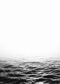 Ocean B&W, posters in the group Prints at Desenio AB (8581)