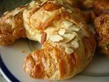 Delicious Almond Croissants