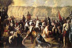 Si ritiene che lo scioglimento del sangue di San Gennaro si verificò per la prima volta ai tempi di Costantino I, quando il vescovo Severo (secondo altri il vescovo Cosimo) trasferì le spoglie del santo dall'Agro Marciano, dove era stato sepolto, a Napoli. Durante il tragitto avrebbe incontrato una donna di nome Eusebia con le ampolle del sangue del santo: alla presenza della testa esso si sarebbe sciolto. Nonostante ciò, la liquefazione del sangue non è attestata prima del 17 agosto 1389…