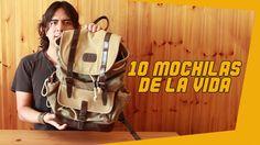 Top 10 #mochilas de la vida // Top 10 favorite backpacks   #mochileros…