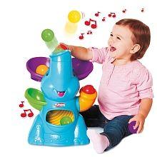 "Playskool - Aéro Balles elefun - Hasbro - Babies""R""Us"