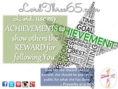 ~ Proverbs 31:31 NCV  #LordThree65 LordThree65.com   Apparel Store Coming Soon!   Order your 2014 Lord Use Me Weekly Pocket Planner at LordThree65.com today! Like us on Facebook: LordThree65   Follow us on Twitter: @Lord Three65   Follow us on Instagram: LordThree65   Follow us on Google+: LordThree65   Follow us on LinkedIn