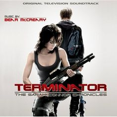 So that's it, this is the last song of the soundtrack. Bear McCreary certainly knows how to compose tv music ;) 'Terminator: The Sarah Connor Chronicles'. Terminator, Connor, Music, Bear Mccreary, Soundtrack Music, Mccreary, Sarah Connor, Sarah, Television
