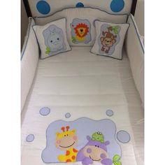 also w other designs Girls Quilts, Baby Quilts, Baby Decor, Baby Shower Decorations, Toddler Boy Dress Clothes, Place Mats Quilted, Patchwork Baby, Baby Embroidery, Baby Crib Bedding