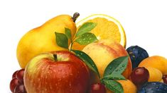 Eat Fruit, Fresh Fruit, Fruit List, Fried Zucchini Recipes, Learn Persian, Learn Vietnamese, Apple Help, Different Kinds Of Fruits, Cherry Apple