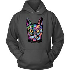 Meow NOW! Cat Hoodie