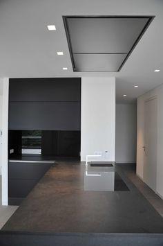 Küche schwarz Küchen Design, Coastal Living, Interior Design Kitchen, Cool Kitchens, Kitchen Dining, Architecture Design, House Plans, Sweet Home, Design Inspiration