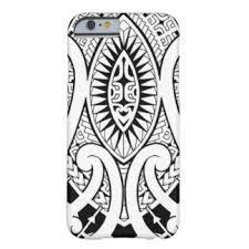 29584cb34 Maori tiki tattoo with tribal lizard design iPhone 8 plus/7 plus case | Maori  tattoos | Pinterest | Maori, Tiki tattoo and Maori tattoos