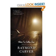 Raymond Carver wrote beautiful stories with gorgeous images--cathedral for example. That being said most of it is quite depressing. but a pretty kind of depressing.