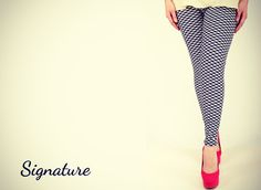 Get your pair of Signature leggings only at hellolilo.com