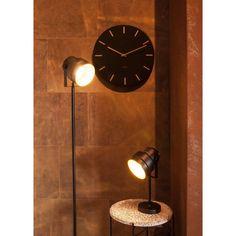 Karlsson Klokken klok Charm (Ø45 cm) | wehkamp Lampe Metal, Studio, Sconces, Door Handles, Wall Lights, Charmed, Lighting, Home Decor, Past