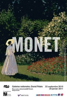 Monet (Grand Palais, Paris, September 22 2010 to January 24 2011)