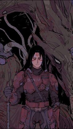 A gallery with the coolest fan art from Naruto, from fans to fans Naruto Shippuden Sasuke, Anime Naruto, Art Naruto, Wallpaper Naruto Shippuden, Madara Uchiha, Naruto Wallpaper, Naruto And Sasuke, Manga Anime, Super Anime