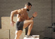 54 Ways to Do the Stepup http://www.menshealth.com/fitness/stepup-variations?cid=soc_Men%2527s%2520Health%2520-%2520MensHealth_FBPAGE_Men%2527s%2520Health__