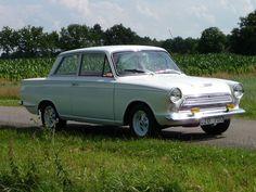 0f8c1f0f0869 Ford - Cortina Consul - 1964 - Catawiki