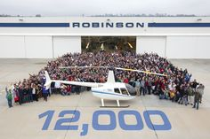 On 23 December Robinson Helicopter Company delivered its helicopter. The helicopter is going to Hover Dynamics in South Africa. Robinson Helicopter, Basketball Court, Sports, Pictures, Hs Sports, Sport