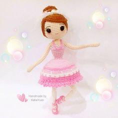 Giselle 吉赛尔 - 一个爱跳舞的甜美女孩 💖  Pattern by @deng_yushan