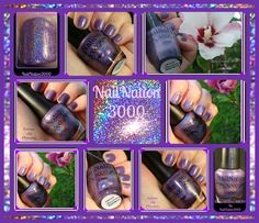 This is a polish made to help raise awareness of Chiari Surviors http://colouremyobsessions.blogspot.in/2014/10/chiari-survivors-rock-by-nailnation3000.html #colouremyobsessions #hpbloggers   #Obsessionista's #indies  #nailporn #bblogger #beautybloggers #beautyproducts #fashion #nails #swatches #beautyporn #holo #shifter #shifting #purple #Rainbowholo #color #coloure #nailnation3000 #nn3 #Nailnation3000 #nn3  #ChiarisurvivorsROCK #zipperheads  #orange #nailcare #linearsuperholo #linearholo