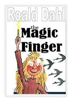 A 10 page activity booklet to be used in conjunction with 'The Magic Finger' by Roald Dahl.The activities allow students in grades 2-4 to work in...